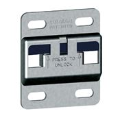 Immagine di piastre basi sospese c/antisg.  60 x  70 zinc. x supporti 807