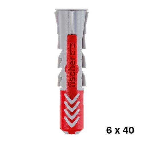 Immagine di tasselli duopower mm. 6 x 30 bi-material - confezione da  100 pezzi