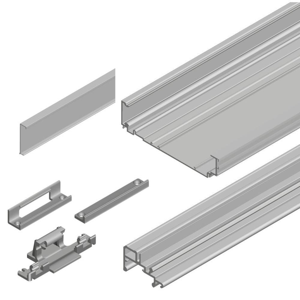 Profili binario armadio PS40,Armadi complanari. Galimberti ...