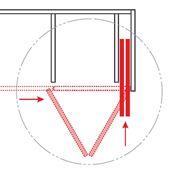 Immagine per la categoria Ante a libro rientranti Folding Concepta