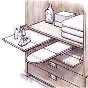 Immagine per la categoria Meccanismi tavoli estraibili a cassetto senza gambe