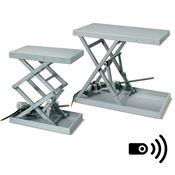 Immagine di Elevatori elettrici a pantografo con telecomando