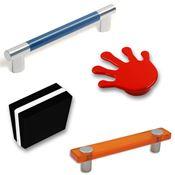 Immagine per la categoria Maniglie per mobili in materiale plastico