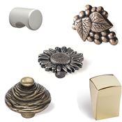 Immagine per la categoria Pomoli per mobili in metallo