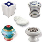 Immagine per la categoria Pomoli per mobili in ceramica