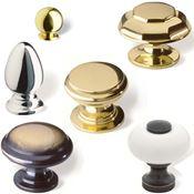 Immagine per la categoria Pomoli per mobili in ottone
