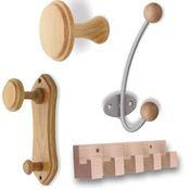 Immagine per la categoria Portabiti in legno
