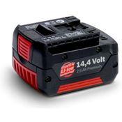 Immagine di batterie bosch li 14.4v 2.6ah piatta