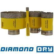 Immagine di Punte a tazza diamantate Diamond Dry