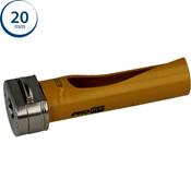 Immagine di seghe tazza click&drill hm mm. 20 multipurpose wood&stone