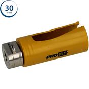 Immagine di seghe tazza click&drill hm mm. 30 multipurpose wood&stone