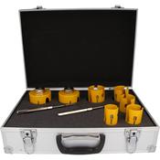 Immagine di serie seghe tazza multipurpose  7 pz.40/80 dct click&drill