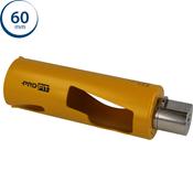 Immagine di seghe tazza click&drill hm mm. 60 long multipurpose wood&stone