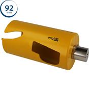 Immagine di seghe tazza click&drill hm mm. 92 long multipurpose wood&stone