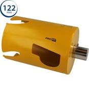 Immagine di seghe tazza click&drill hm mm.122 long multipurpose wood&stone