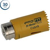 Immagine di seghe tazza click&drill hss+ mm. 30 regolare bimetal steel & metal