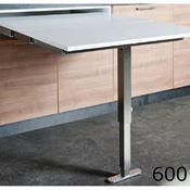 Immagine di meccanismi tavoli estraibili t-able l  600 set 1 tavolo
