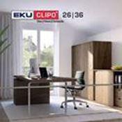 Immagine per la categoria Eku Clipo 26|36 per ante in vetro