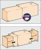 Immagine per la categoria Eku Combino L 40 H FS - Forslide