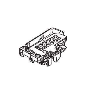 Immagine di frontali guide blum tandem t51.1700 dx x guide blum 550/560/566