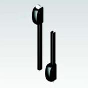 Immagine di Aste verticali alto/basso per antipanico Modulo