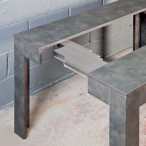 Cerniere Per Tavoli Allungabili.Telai Surprise Con Gamba Per Tavoli Allungabili A Consolle