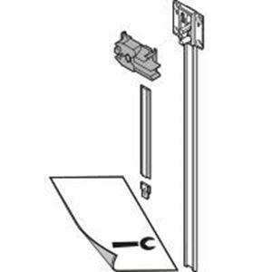 Immagine di aste cabloxx comando laterale mm. 800 s/serratura