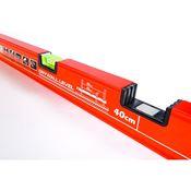 Immagine di livelle alluminio drywall cm.  90 3 fiale - c/slot mm. 50