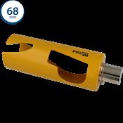 Immagine di seghe tazza click&drill hm mm. 68 long multipurpose wood&stone