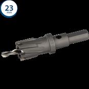 Immagine di seghe tazza endura hm mm. 23 c/punta centraggio co m35