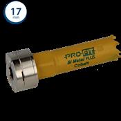 Immagine di seghe tazza click&drill hss+ mm. 17 variabile bimetal plus