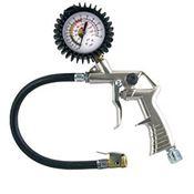 Immagine di pistole gonfiaggio alu raccordo baion. c/manometro diam. 60 mm.