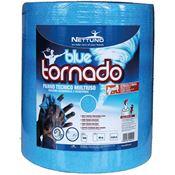 Immagine di stracci multiuso blue tornado 250 strappi blu carta/panno/spugna