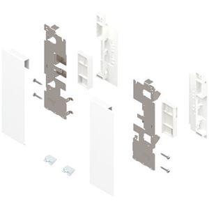 Immagine di frontali interni legrabox c zi7.2c bianco set x vetro s/barre