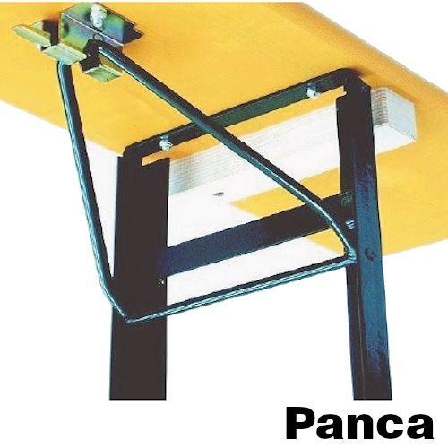 Tavoli E Panche Per Sagre.Gambe Sagra Pieghevoli Panca H 45 L 22 Verde Set 1 Panca Pesante