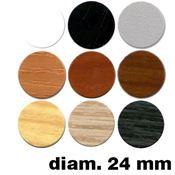 Immagine di Tappi adesivi diametro 24 mm