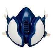 Immagine di maschere protettive tipo 4251+ en 405 classe ffa1p2