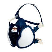 Immagine di maschere protettive tipo 4255+ en 405 classe ffa2p3