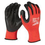 Immagine di guanti antitaglio categoria 3 tg. 11/xxl nero
