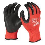 Immagine di guanti antitaglio categoria 3 tg. 10/ xl nero