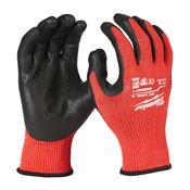 Immagine di guanti antitaglio categoria 3 tg.  8/  m nero