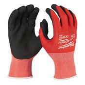 Immagine di guanti antitaglio categoria 1 tg.  8/  m nero