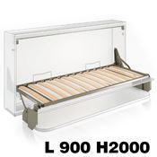 Immagine di reti letti play desk  900 x 2000 x letti orizzontali