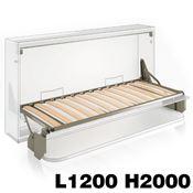 Immagine di reti letti play desk 1200 x 2000 x letti orizzontali