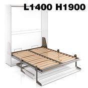 Immagine di reti letti opla' desk 1400 x 1900 x letti verticali