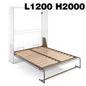 Immagine di reti letti sherlock 1200 x 2000 x letti verticali