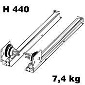 Immagine di guarniture vert-move 440 anta  7.4 kg. set 1 anta s/barra