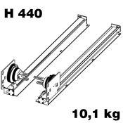 Immagine di guarniture vert-move 440 anta 10.1 kg. set 1 anta s/barra