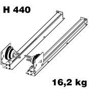 Immagine di guarniture vert-move 440 anta 16.2 kg. set 1 anta s/barra