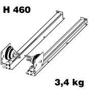 Immagine di guarniture vert-move 460 anta  3.4 kg. set 1 anta s/barra